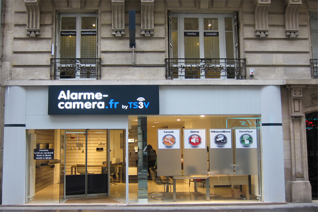 Boutique alarme-camera.fr