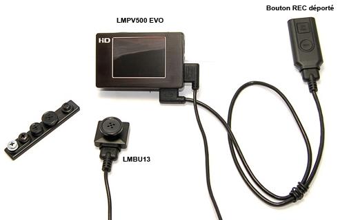 LMPV500EVO et LMBU13