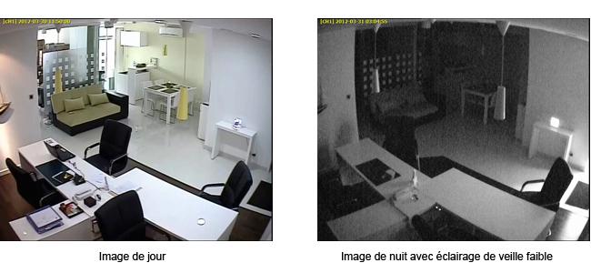 Caméra de surveillance VB21EH-P37P